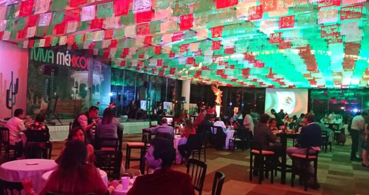 Extienden horario en restaurantes para la noche del Grito de Independencia