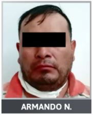 Prisión preventiva por agredir a su esposa