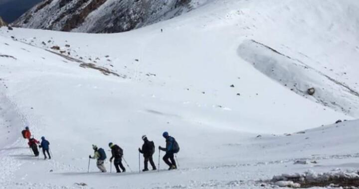 Muere alpinista en el Citlaltépetl; otro está herido