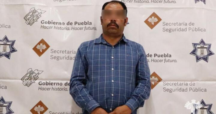 """Capturan a """"El Moco"""", presunto líder huachicolero en el norte de la entidad"""