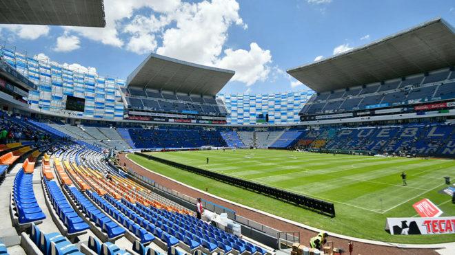 El Estadio Cuauhtémoc reabrirá al 30% de su capacidad