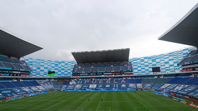 Puebla vs León será a puerta cerrada