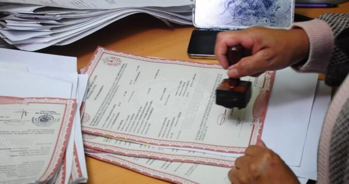 Realiza gobierno limpia en el Registro Civil para mejorar servicios en favor de la sociedad