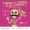 Secretaría de Cultura presenta cartelera de Día de Muertos