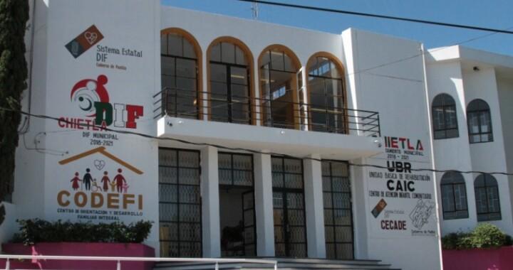 Instala SEDIF el cuarto CODEFI en Chietla
