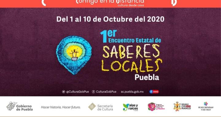 Inicia Encuentro Estatal de Saberes Locales