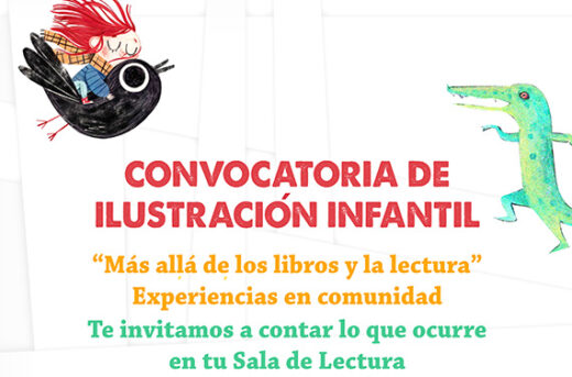 Promueve Secretaría de Cultura Salas de Lectura con concurso de ilustración infantil