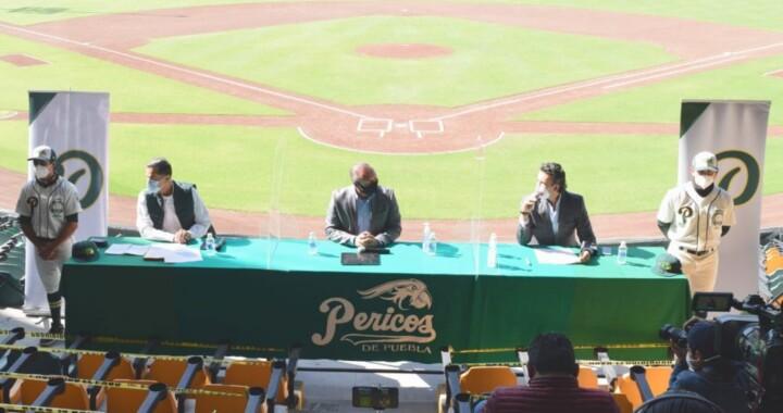 El Club Pericos de Puebla concreta convenio de colaboración con el Municipio de Atlixco