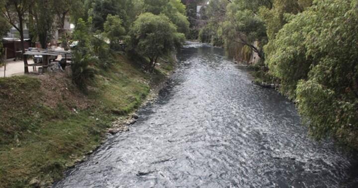 A la baja nivel de ríos y presas