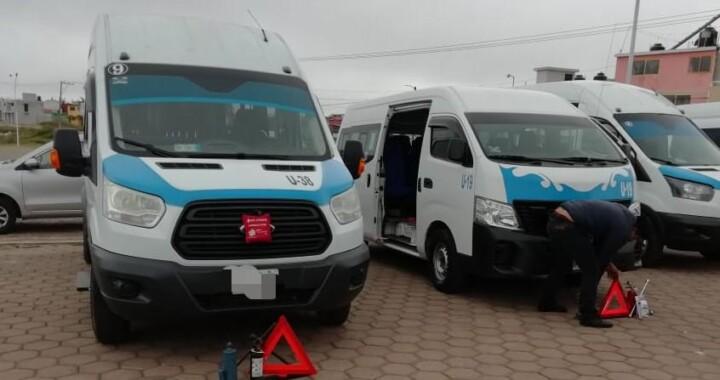 Implementa Movilidad y Transporte Revista Móvil en Chignahuapan