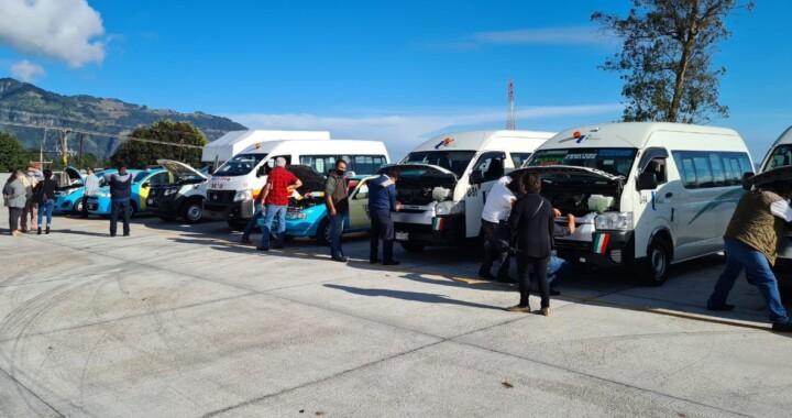 SMT inicia trámite de Revista Móvil en Zacatlán, Tehuacán y Teziutlán