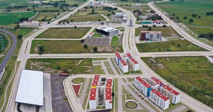 """Empresas extranjeras interesadas en instalarse en """"Ciudad Modelo"""": Barbosa Huerta"""
