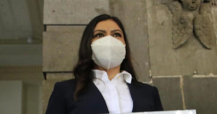 Claudia Rivera exhorta al gobernador a aceptar invitación a su informe