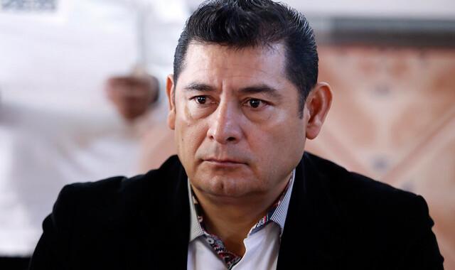 Senador Alejandro Armenta contrae Covid-19