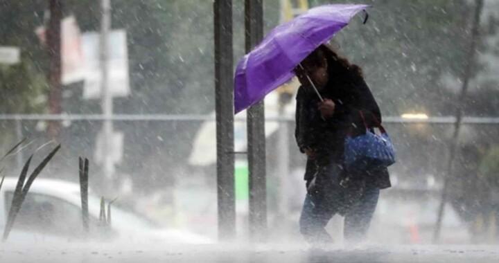 Este domingo se pronostican lluvias fuertes en Puebla