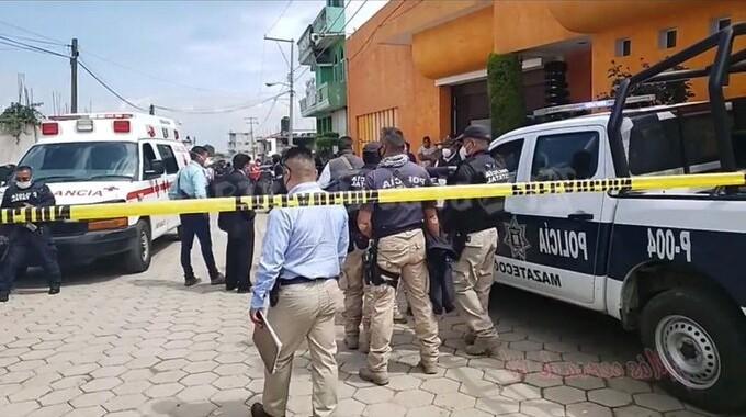 Esclarecen multihomicidio ocurrido en Mazatecochco
