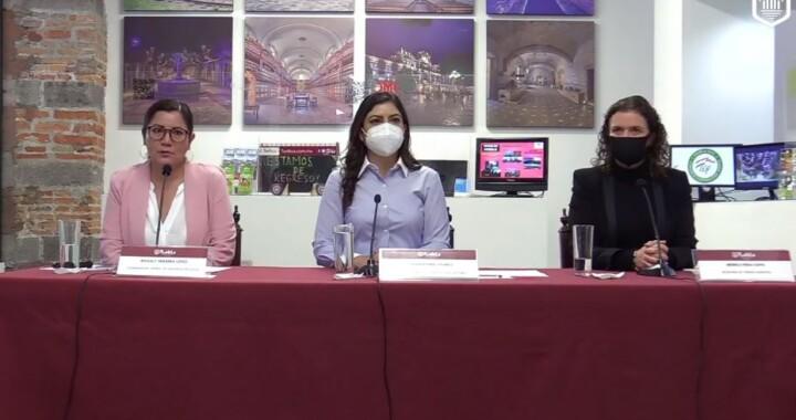 Claudia Rivera anuncia diferentes estrategias para la reactivación turística
