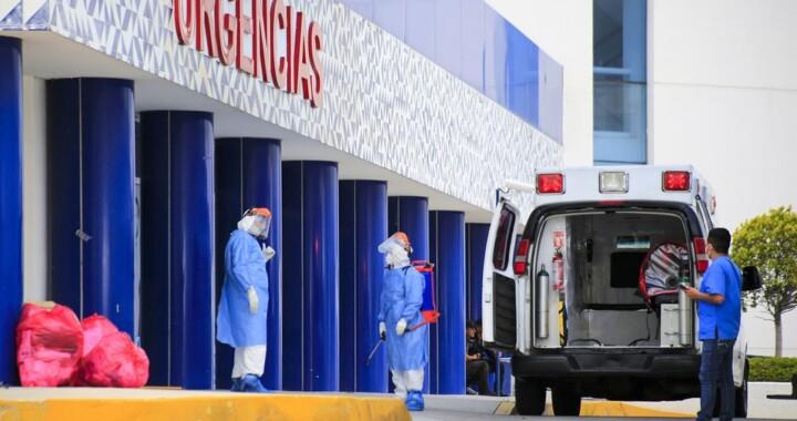 Crecieron hospitalizaciones el 8 por ciento en Puebla: Salud