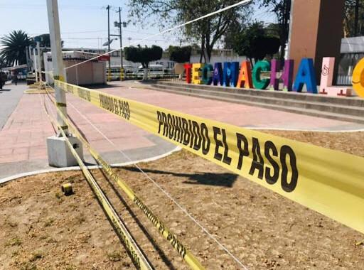 Casos de Covid- 19 a la alza en Tecamachalco