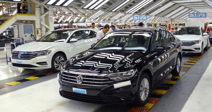 Volkswagen registra crecimiento en sus ventas