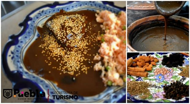 Promueve Turismo Municipal el calendario gastronómico de la ciudad