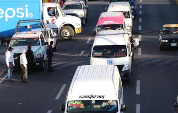 """Realiza Movilidad y Transporte 48 operativos por el """"Buen fin"""""""