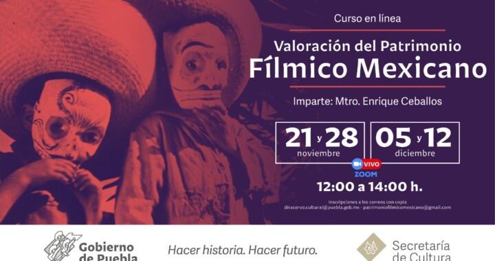 Secretaría de Cultura ofrecerá curso de Patrimonio Fílmico Mexicano