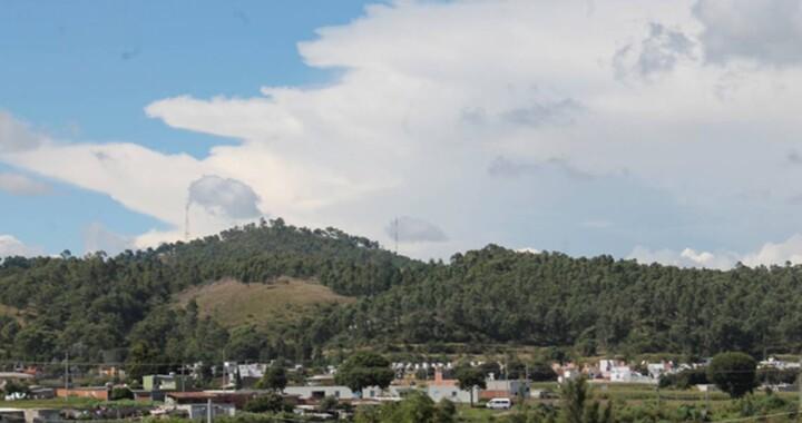 Emprenden rehabilitación del Cerro Zapotecas