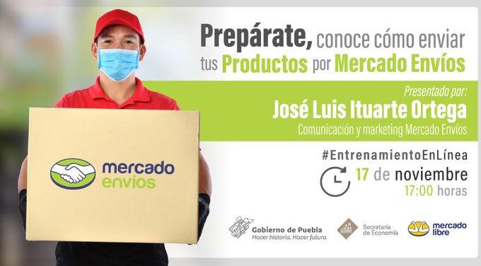 Economía brindará capacitación para empresas en Tienda Orgullo Puebla