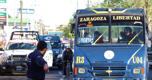 """Implementa SMT operativos en el transporte público por """"El Buen Fin"""""""