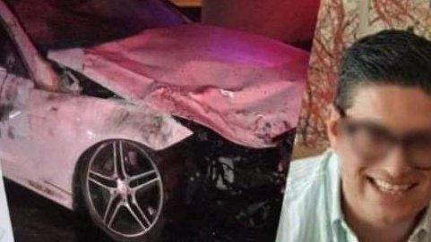 Conductor de Mercedes Benz que atropelló y mató a joven en la Atlixcáyotl esta libre