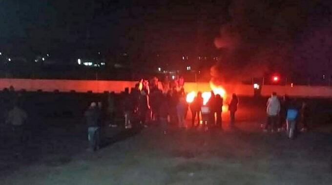 Toman la autopista México-Puebla en protesta por violación de menor
