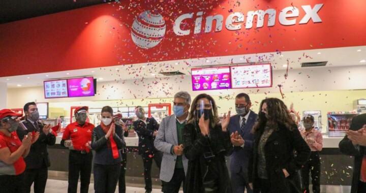 Radica Cinemex nuevo proyecto en Puebla por 70 millones de pesos