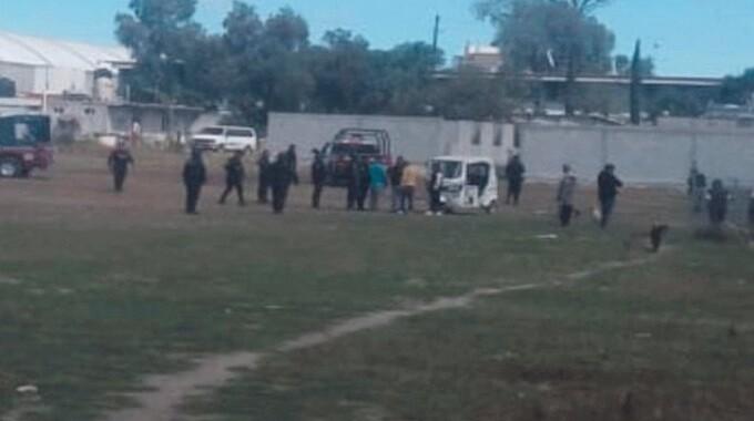 Un hampón casi es linchado en Cuapiaxtla de Madero
