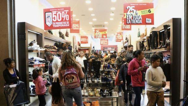 """Durante """"El Buen Fin"""" las ventas apenas subieron un 20%: Canacope"""