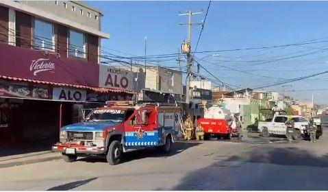 Toma clandestina en San Pablo Xochimehuacan provoca fuga de gas LP