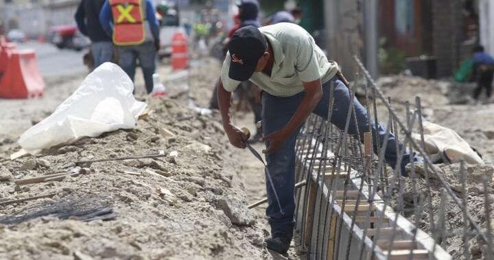 Gobierno del Estado cerrará el año con una inversión grande en obra pública: Barbosa
