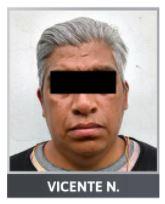 Tras las rejas, sujeto por violación equiparada y corrupción de menores
