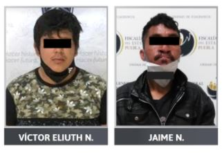 Dos sujetos vinculados a proceso por robo a transeúnte y a casa habitación