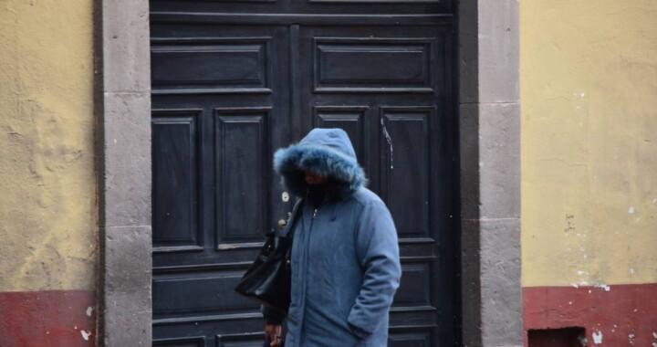 Frente Frío 11 provocará temperaturas mínimas de -5 a 0 °C en Puebla