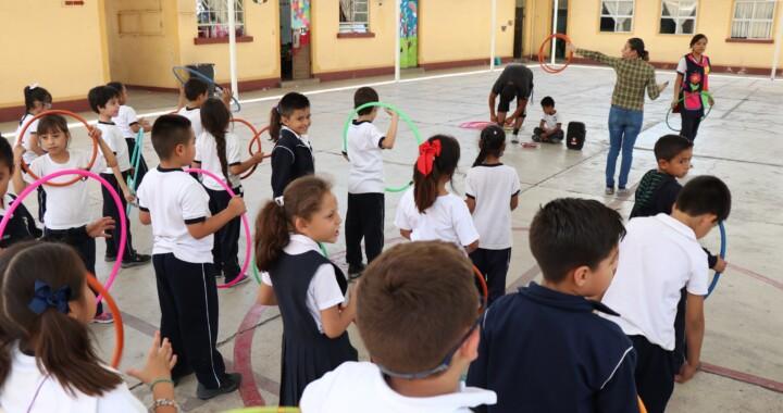 Continuará Programa de Escuelas de Tiempo Completo para 2021