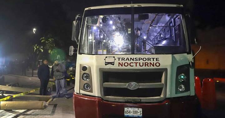 """Conoce los recorridos del transporte público nocturno durante """"El Buen Fin"""""""