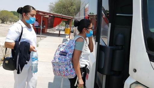 Realizó servicio de Transporte Solidario 328 mil traslados a favor del sector salud