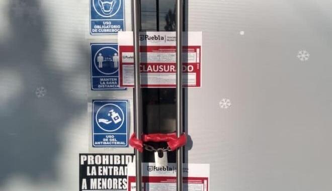 Normatividad clausura cinco establecimientos por incumplir decreto
