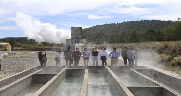 Agencia de Energía logra inversión de 587 mdp en Puebla