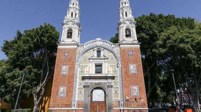 La Villita en Puebla permanecerá cerrada