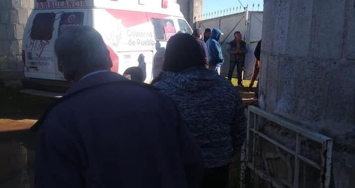 Se registra explosión de polvorín en Xiutetelco