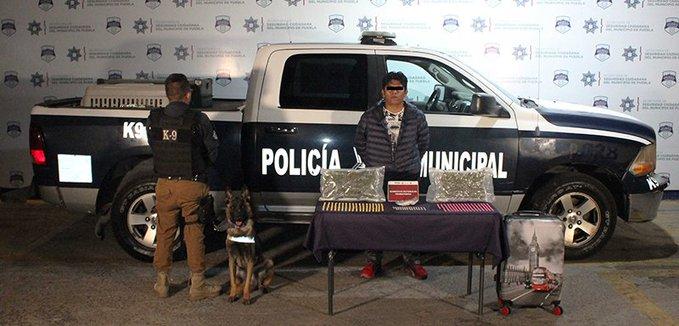 Es capturado hombre en posesión de más 500 dosis de droga en la CAPU