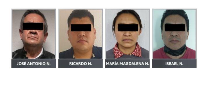 Vincularon a proceso a cuatro implicados por caso de Martha Erika y Moreno Valle