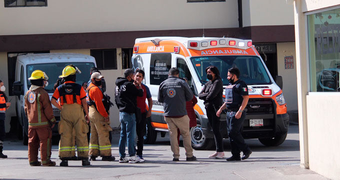 Muere menor de edad al interior de un hotel en San Felipe Hueyotlipan